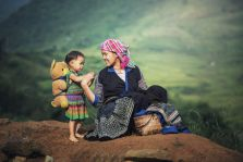 Sapa 4 Days 3 Nights By Bus(1 Night Home Stay)