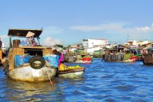 Mekong:my Tho – Ben Tre – Can Tho 2 Days / 1 Night