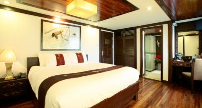 President Suite Cabin