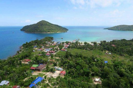 5 most charming islands in Cambodia