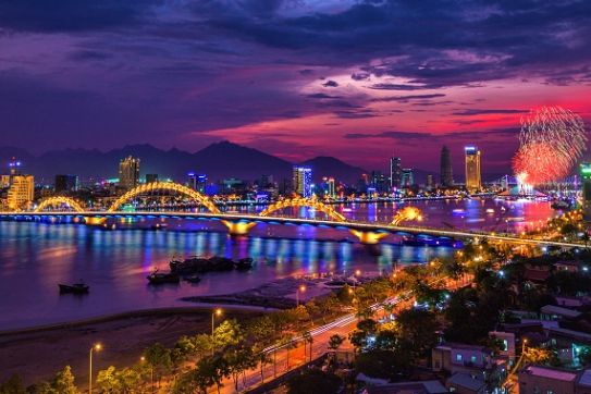Da Nang ready for int'l fireworks festival 2019