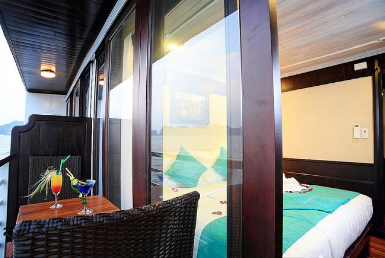 Suite Double private balcony