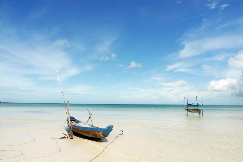 Spotlight On: 5 Beautiful Beaches In Southeast Asia